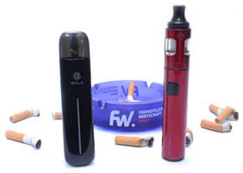 Gesundheitlichen-Vorteile-E-Zigarette