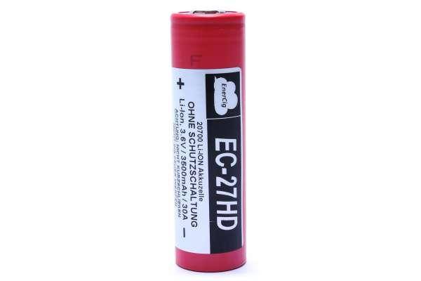 20700 Akku EnerCig EC-27HD 3500mAh
