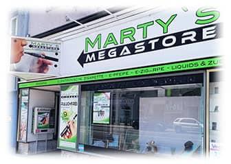 E-Zigarette Wien Shops