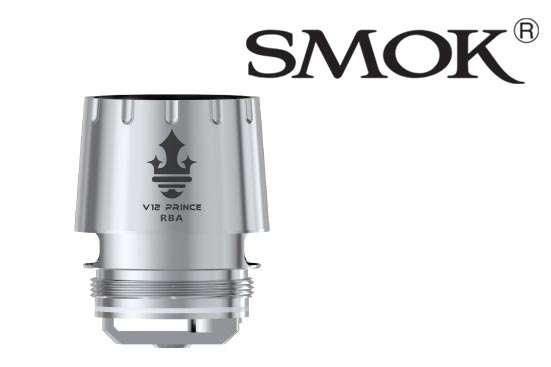 SMOK V12 Prince RBA Base