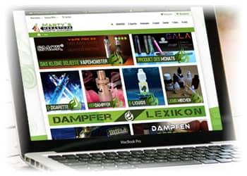 E-Zigaretten-Onlineshop-Oesterreich-Deutschland