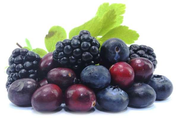 Blue Fruits Liquid