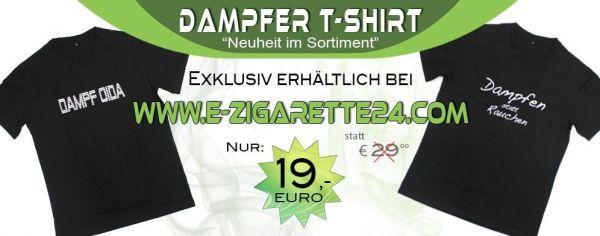Dampfer-T-Shirt-NEUHEIT