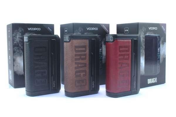 VooPoo Drag 3 177W Box Mod Akkuträger
