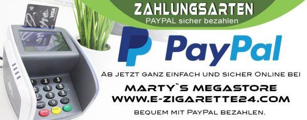 Zahlungsart-PayPal