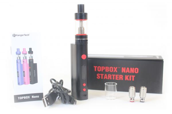 TOPBOX Nano TC 60 Watt Set