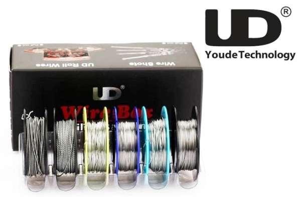 UD Wire Box Wickeldraht Set